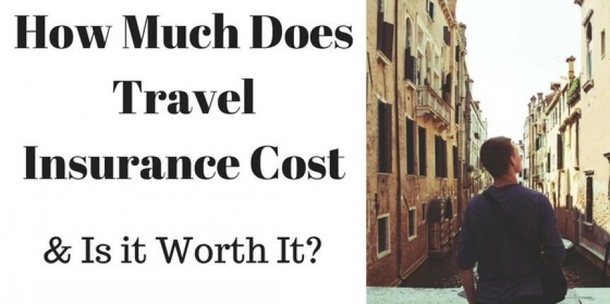 How much does travel insurance cost